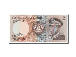 [#350106] Lesotho, 2 Maloti Type 1981-84, Pick 4a - Lesotho