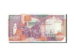 Somalie, 1000 Shillings, Type 1990 - Somalia