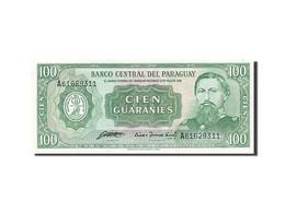 [#255679] Paraguay, 100 Guaranies, Type Général Jose E. Diaz - Paraguay