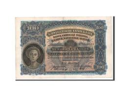 [#350164] Suisse, 100 Franken Type 1921-28, Pick 35u - Switzerland