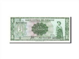 [#255674] Paraguay, 1 Guarani, Type 1952-1963 - Paraguay
