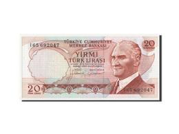 [#350097] Turquie, 20 Lira Type Law Ocak 14 1970, Pick 187b - Turquie