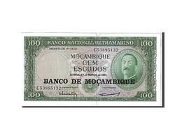 [#108689] Mozambique, 100 Escudos Type A. De Ornelas - Mozambique