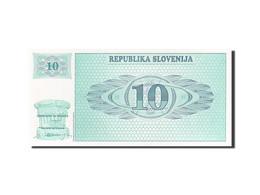[#255720] Slovénie, 10 Tolarjev, Type 1990-1992 - Slovénie