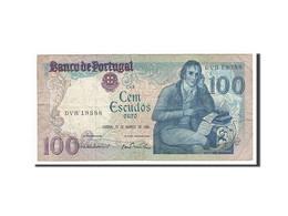 [#155542] Portugal, 100 Escudos Type Du Bocage - Portugal