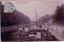 LILLE - La Deûle -  N°8 BrevetéI.D.F. Ed. Nouv. R.L. - Lille