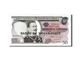 [#108864] Mozambique, 50 Escudos Type Coutinho - Mozambique