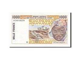 Sénégal, 1000 Francs Type 1991-92 - Sénégal