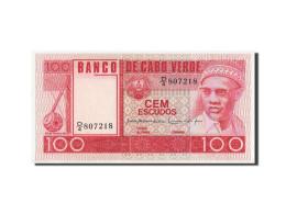 [#350115] Cap Vert, 100 Escudos Type 1977, Pick 54a - Cap Verde