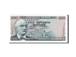 [#108844] Islande, 100 Kronur Type Gunnarson - Islande