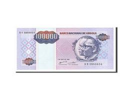 [#155571] Angola, 100 000 Kwanzas Reajustados Type Dos Santos Et Neto - Angola