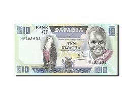 [#255769] Zambie, 1 Kwacha, Type Président K. Kaunda - Zambie