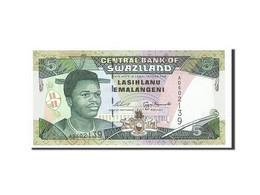 [#155568] Swaziland, 5 Emalangeni Type Mswati III - Swaziland