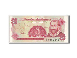 Nicaragua, 5 Centavos Type 1990;91-92 ND, Pick 168a - Nicaragua