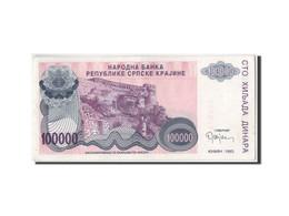 [#304229] Croatie, 100 000 Dinara Type 1992-93 - Croatia