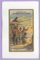 GUERIN - BOUTRON -- Les Instruments De Travail --  Le Perforateur à Tunnel - Guerin Boutron