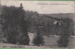 39 LE HAUT JURA - Route De Morez à La Faucille - Frankrijk