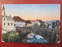 AK PURGSTALL A.d.E. B.Scheibbs Ca.1915  ///  D*12795 - Purgstall An Der Erlauf