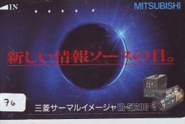 Éclipse Soleil - Solar Eclipse - Éclipse Lunaire - Lunar Eclipse (76) - Astronomie