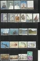 EIRE IRELAND IRLANDA 1982 COMPLETE YEAR SET ANNATA COMPLETA MNH - Irlanda