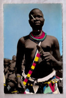 CPSM - Afrique - Tchad  - 21. R�gion de Fort Archambault - Danseuse Sara
