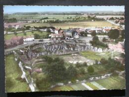Ref2909 B1325 Carte Photo De Bavay - Vue Aérienne Des Ruines Gallo-romaines - éditions Sofer N°6 - Frankreich
