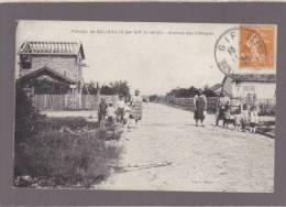 Essonne - Plateau De Belleville Par GIF - Avenue Des Cottages - Gif Sur Yvette