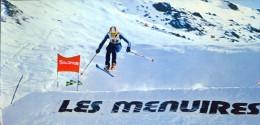 CP Ski - Les Menuires - Cartes Postales
