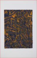 X Marchetti ANGELO (1930-2000) SERIGRAFIA '92  TIR. 12/75, Firma, Tiratura E Anno In Basso, Cm 40x60; - Litografia