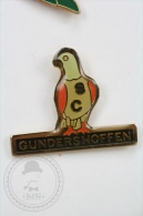 Gundershoffen -  Pin Badge #PLS - Ciudades