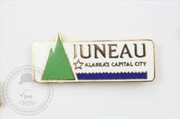 Juneau - Alaska Capital City -  Pin Badge #PLS - Ciudades