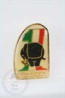 Cagiva 1 - Motorbike - Pin Badge #PLS - Motos