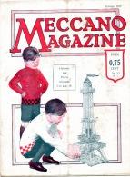 MECANO MAGAZINE FEVRIER 1919