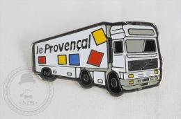 Delivery Truck La Provença - Pin Badge #PLS - Transportes