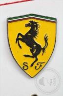 Ferrari Logo - Pin Badge #PLS - Ferrari