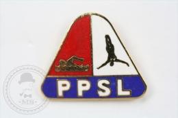 PPSL Swimming - Pin Badge #PLS - Natación