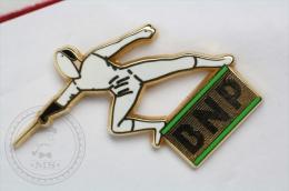 BNP Fencing - Signed DECAT Paris - Pin Badge #PLS - Esgrima