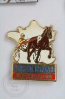 Prix De France 9 February 1992 - Horse Racing -  Signed Starpin´s - Pin Badge #PLS - Pin