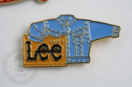 Lee Jeans Trademark - Pin Badge #PLS - Marcas Registradas