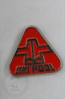 Ski Pool  - Pin Badge #PLS - Pin