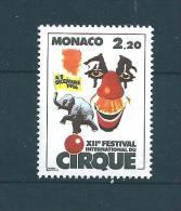 Monaco Timbres De 1986  Neufs ** N°1550 - Monaco