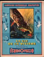 ALBUM FRANCORUSSE N° 3 - La VIE De La RIVIERE - Incomplet - TBE - Sammelbilderalben & Katalogue