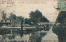 SAINT GERMAIN LES COUILLY - Le Grand Morin (péniche) - Otros Municipios