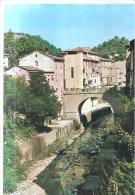 77714)cartolina  Viaggiata Comunanza  Ponte Sull'aso Ed.antognozzi Secondo - Ascoli Piceno