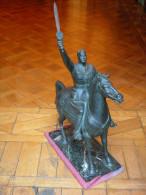 Statua Equestre Duce - Quirino Ruggeri - Bronzes