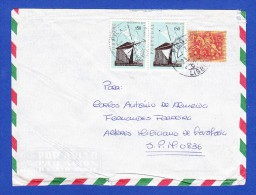 ENVELOPPE -- CACHET - PICOAS . LISBOA -  23.4.71 - 1910-... République