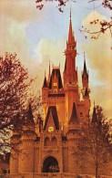 Cinderella Castle Fantasyland Orlando Florida