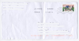 LETTRE CANARD    2014-E415 - France