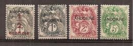 Frans Andorra   Y/Y   1+2+3+5     (X) - Andorre Français