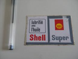 Autocollant -  Automobiles - SHELL Huiles - Oil - Adesivi